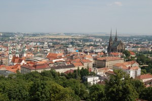 Brno-ViewfromSpilberk