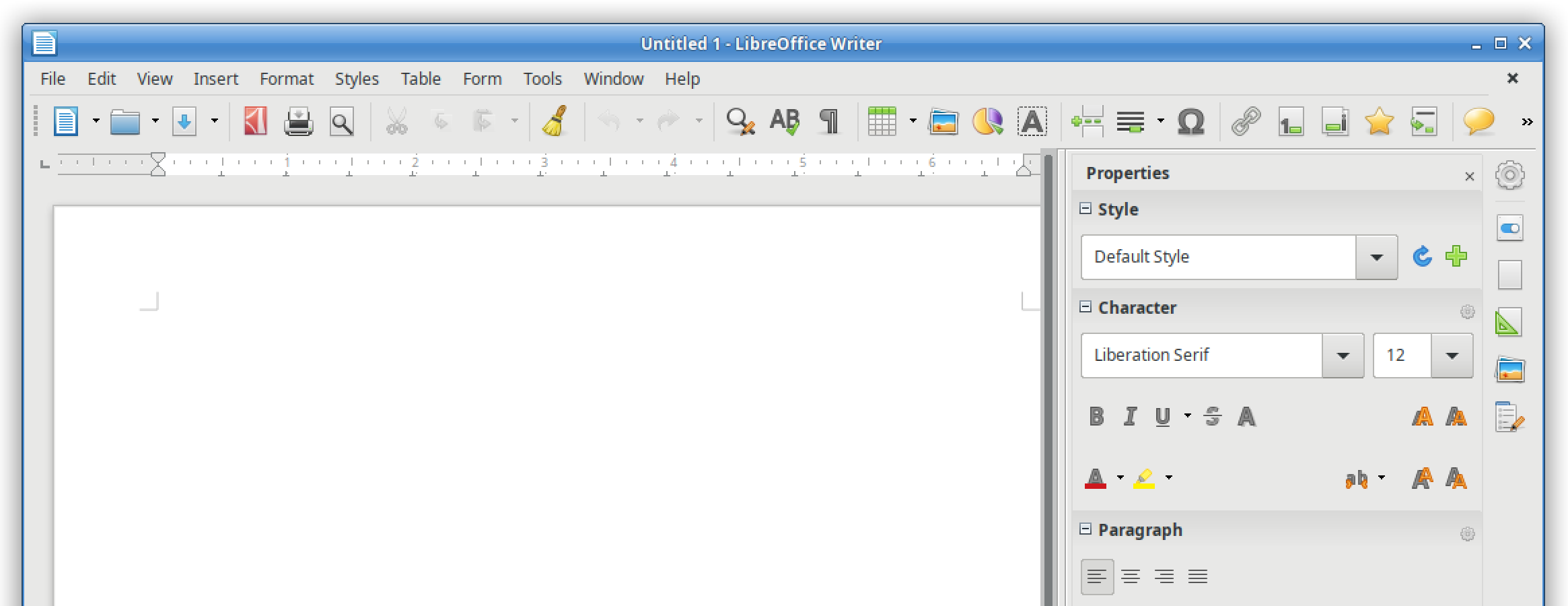 Simplicity and flexibility: choose the right LibreOffice