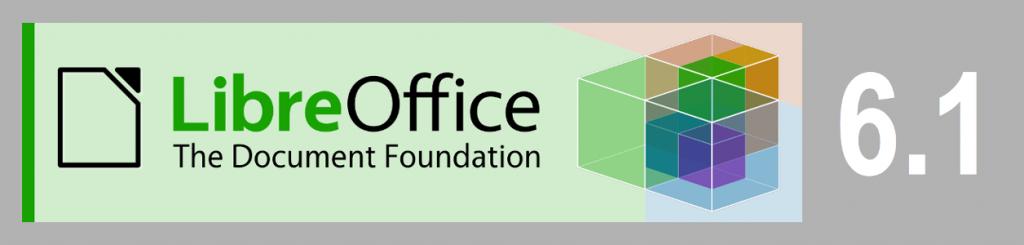 Rilasciato LibreOffice 6.1, la nuova major relase delle famosa suite da ufficio libera e multi piattaforma