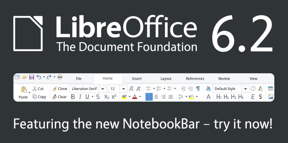 The Document Foundation announces LibreOffice 6 2 2 - The Document
