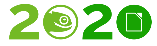 openSUSE + LibreOffice Conference 2020 Diamond Sponsors