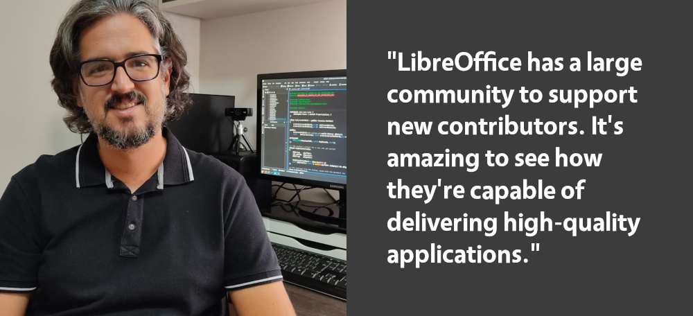 Community Member Monday: Rafael Lima