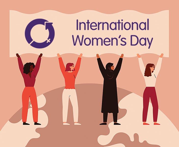 International Women's Day – March 8, 2021