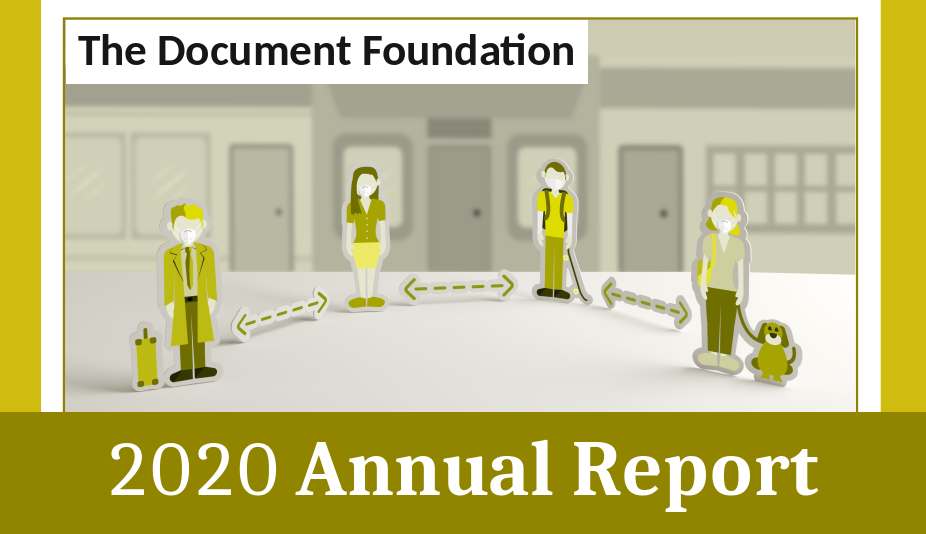 Annual Report 2020: TDF and LibreOffice infrastructure
