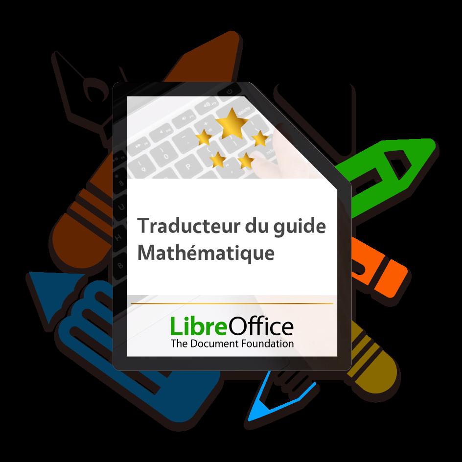 Open Badges for French Math Guide translators!
