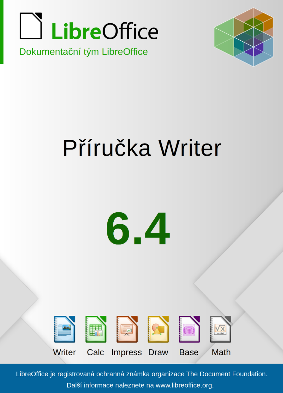 Czech Writer Guide 6.4 is now available