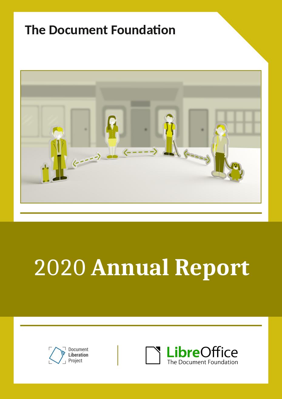 TDF Annual Report 2020